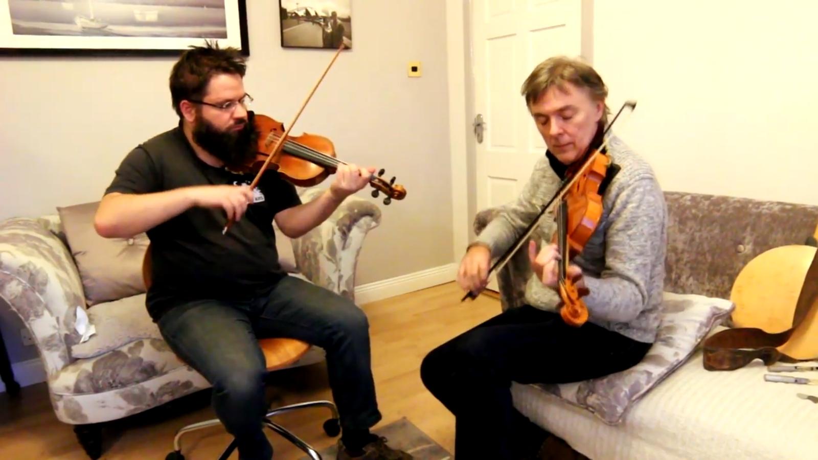 Gerry O'Connor – Song for a found harmonium