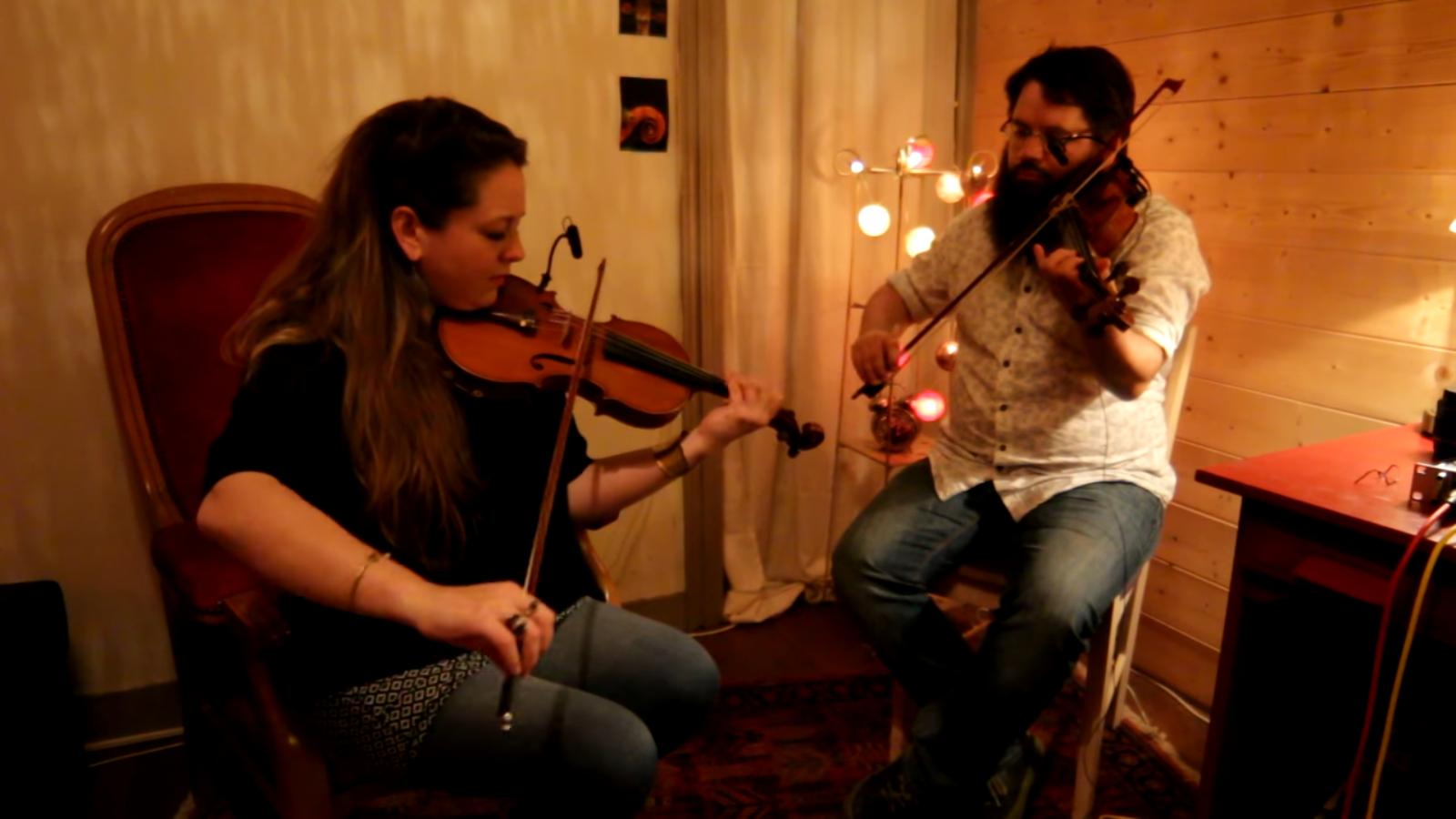 Yuna Léon – Suite de Riantec