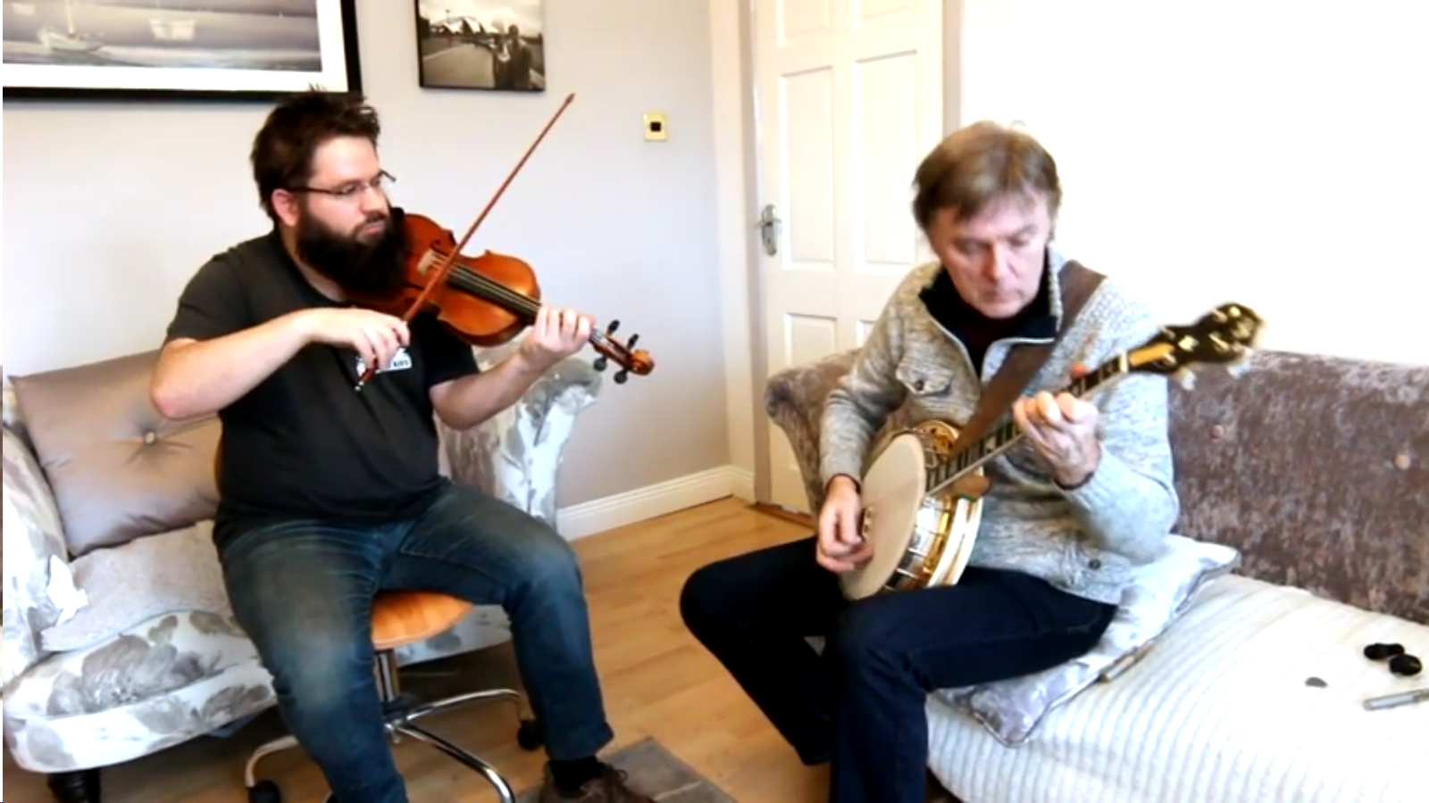 Gerry O'Connor – G minor Jam