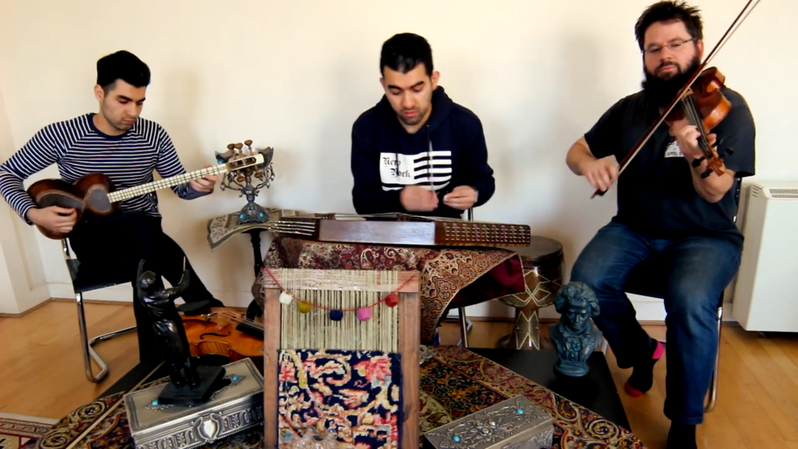 Shayan & Shahab Coohe – Citizens of the world