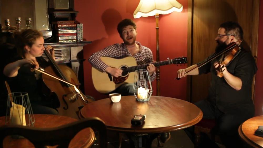 Iain Gordon-McFarlane & Em Swift – We're all gonna be just fine