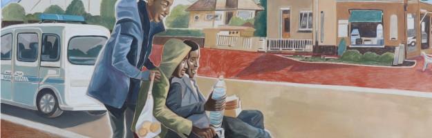 les éxilés de Calais : Un récit de voyage de Jean-Luc Thomas